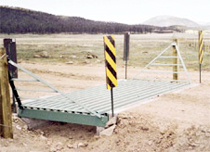 J&J Drainage Products cattle guards
